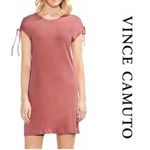 NWT Vince Camuto Lace Up Dress